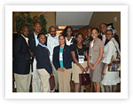 Students attend TPOC conference in Bahamas